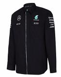 Mercedes AMG F1 Long Sleeve Crew Shirt
