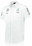 Mercedes AMG F1 White Team Shirt