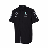 Mercedes AMG F1 Black Team Shirt