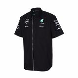 Mercedes AMG F1 Black Team Shirt