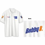 Newman Haas White Doornbos Sponsor Polo Shirt