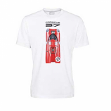 Porsche 917 White Car Tee Shirt