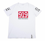 Porsche White Racing 919 Tee Shirt