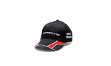 Porsche Motorsport Black Team Hat