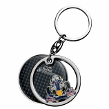 Red Bull Racing F1 Carbon Fiber Car Keychain