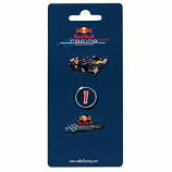 Red Bull Racing F1 Pin Set