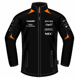 Sahara Force India Replica Team Softshell Jacket