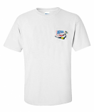 Speed Racer Speed White Tee Shirt
