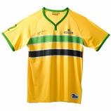 Ayrton Senna Helmet Sports Jersey
