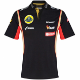 Lotus F1 Renault Team Polo Shirt