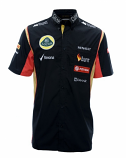 Lotus F1 Renault Team Crew Shirt