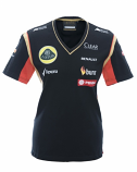 Lotus F1 Renault Ladies Team Tee Shirt