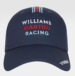 Williams Martini Racing Valtteri Bottas Hat 2015