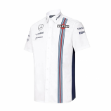 Williams Martini Racing Crew Shirt