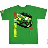 Hunziker 911ST Porsche Cup 1972 Tee