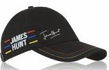 James Hunt Racing Hat by Hunziker