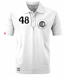 Hunziker Steve McQueen Racing Polo Shirt