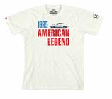 Hunziker GT350 Cream Tee Shirt