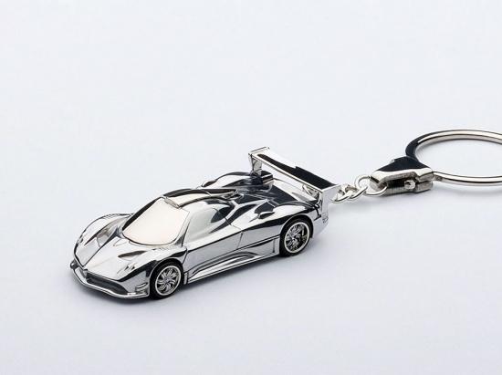 Autoart Pagani Zonda R Car Keychain