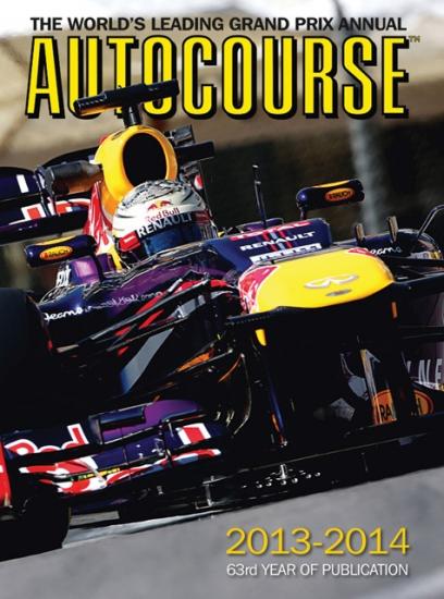 Autocourse Formula 1 2013 Review Book