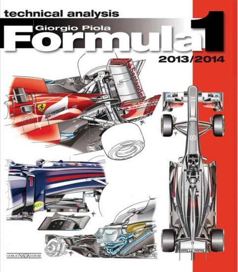 Formula 1 Techincal Analysis 2013-2014 Book