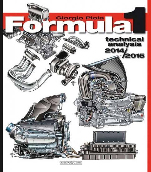 Formula 1 Techincal Analysis 2014-2015 Book