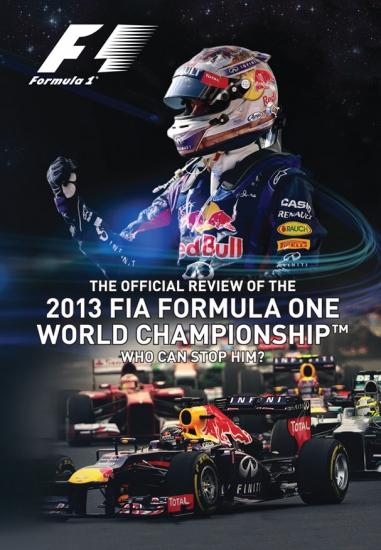 2013 Formula 1 Review Blu Ray