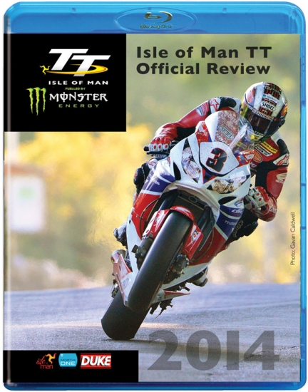 Isle of Man TT Official Review 2014 Blu Ray
