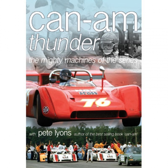 CAN-AM Thunder DVD