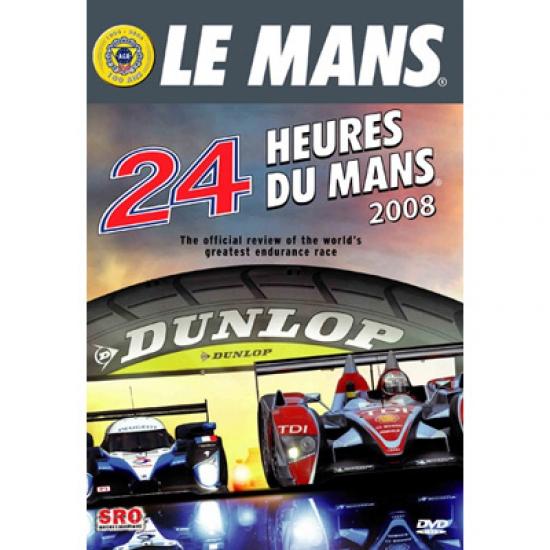 Le Mans Review 2008 DVD
