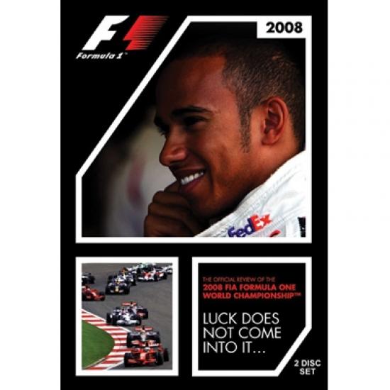 Formula 1 Review 2008 DVD
