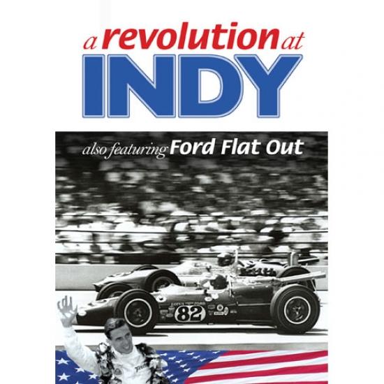 Revolution at Indy 500 DVD