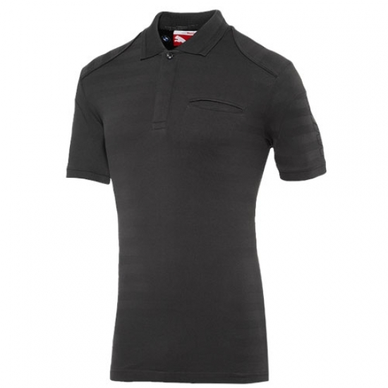 BMW M Puma Phantom Black Polo Shirt