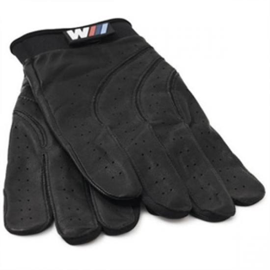 BMW M Black Driving Gloves