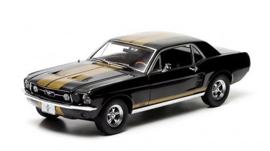 Ford Mustang GT 1967 Greenlight 1:18th