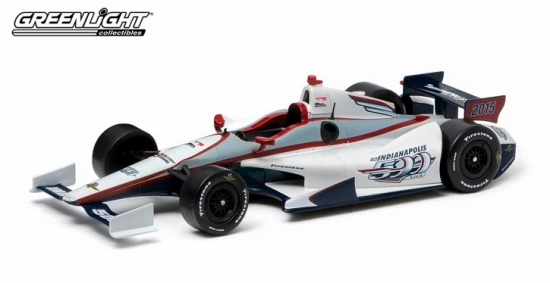 2015 Indy 500 Event Car 1:18th Greenlight
