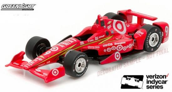 Scott Dixon Chip Ganassi #9 IndyCar 1:18th