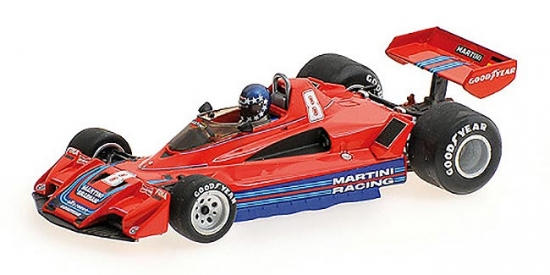 Brabham Alfa Romeo BT45B Hans Stuck 1977 Minichamps 1:43rd