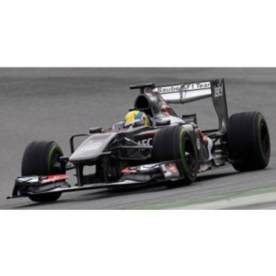 Esteban Gutierrez Sauber Ferrari F1 Gutierrez 2013 Minichamps