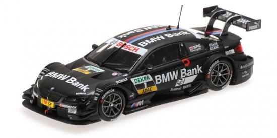BMW M3 DTM Bruno Spengler 2013 Minichamps 1:43rd