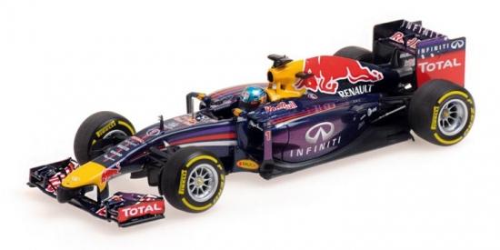 Sebastian Vettel Red Bull Racing RB10 Minichamps 2014