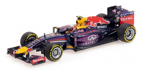 Daniel Ricciardo Red Bull Racing RB10 Minichamps 2014