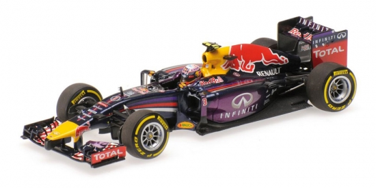 1:43rd Daniel Ricciardo Red Bull Canadian GP Winner 2014