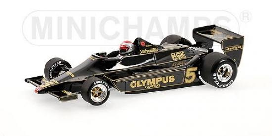 Mario Andretti Lotus Ford 79 World Champ 1:18th