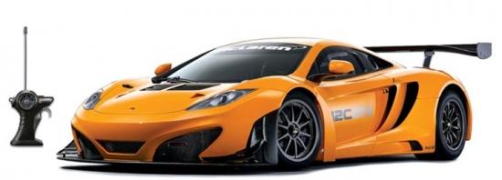 Mclaren MP4-12C GT3 Orange R/C 1:24th Maisto
