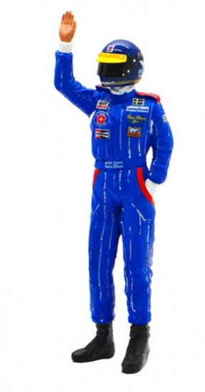 Ronnie Peterson 1977 Tyrrell F1 Figurine 1:18th Scale