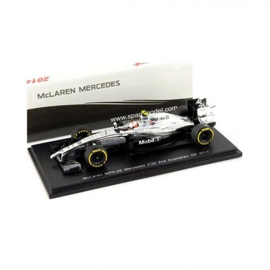 McLaren Mercedes Kevin Magnussen 2014 Spark Diecast