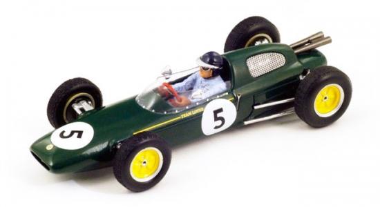 Jim Clark Lotus 24 BARC 200 Aintree 1962