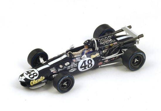 Dan Gurney Eagle MK3 #48 USAC 1967