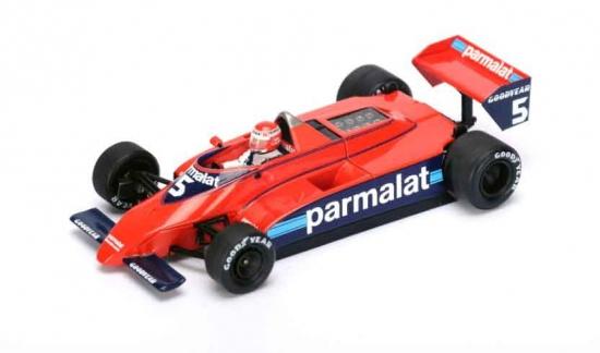 1:43rd Niki Lauda Brabham BT49 Canada GP 1979